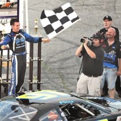 Fort Kent's Theriault eyeing TD Bank 250
