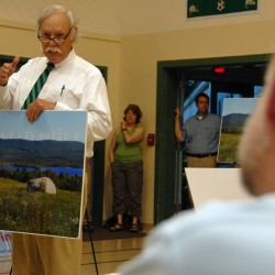 Residents sounds off on potential Passadumkeag Mountain wind farm