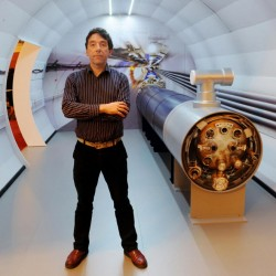 Atom smasher yields further clues in search for 'God particle'