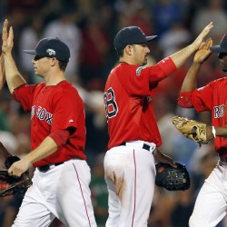 Lester, Gonzalez lead Red Sox over Yankees 4-1