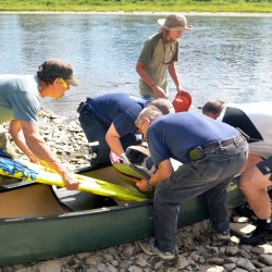 Media attention, reward for missing canoe keep growing