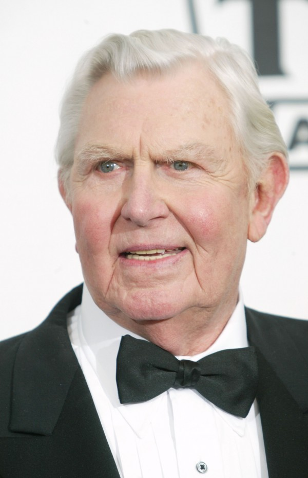 Andy Griffith  in 2004