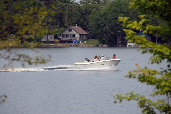 The number of boaters on South Twin Lake might soon increase thanks to a Maine Department of Conservation effort to mark underwater hazards with buoys in the Pemaduncook chain of lakes just outside Millinocket.