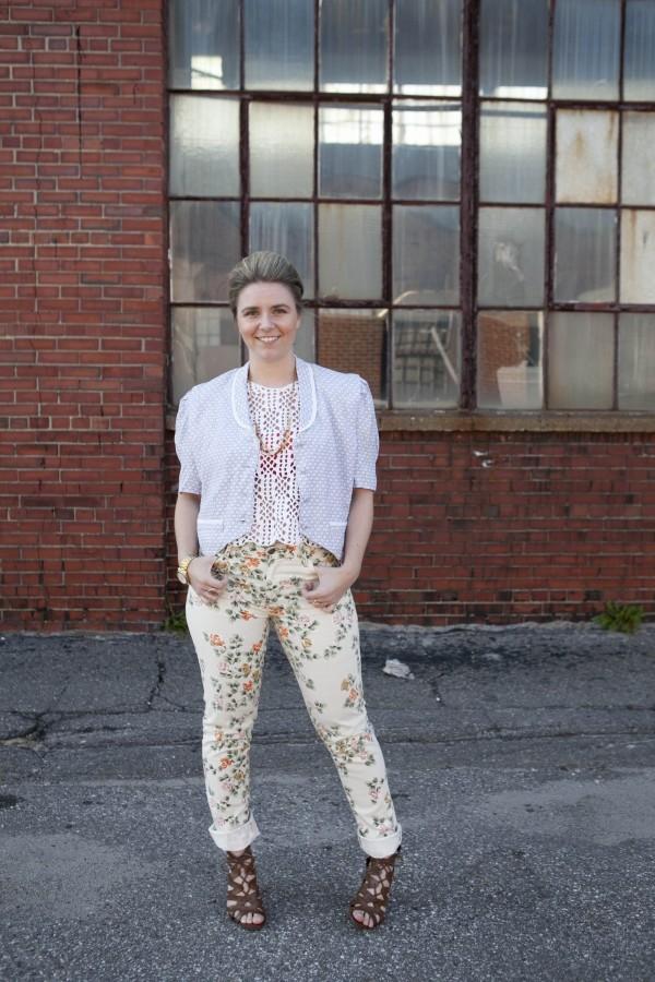 Ashley Jordan of Portland writes the Sweet William blog.