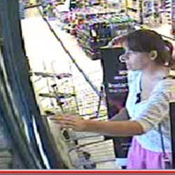Police release video of theft suspect