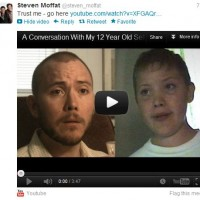 32-year-old Portland man chats with 12-year-old self in viral video