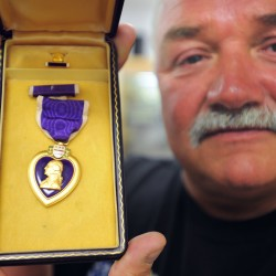Pittsfield woman to be reunited with WWI ancestor's Purple Heart