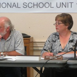 School board representative resigns from Rockland-area board