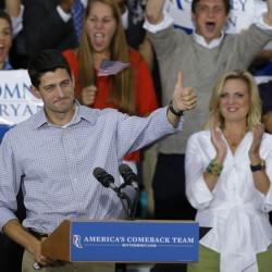 Romney names Paul Ryan VP running mate; puts focus on gov't. spending