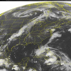 States declare emergencies as Isaac churns through gulf