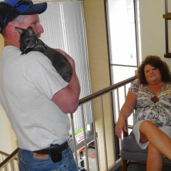 State allows Island Falls couple to keep pet wallaby ... for now