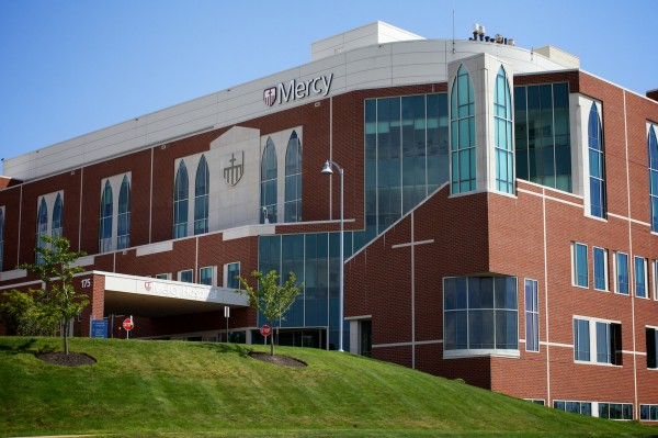 Mercy Hospital in Portland