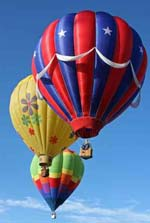 The inaugural Bold Coast Balloon Festival at the Machias Valley Airport won't premiere until October 2013. The event sponsored by the Machias Bay Area Chamber of Commerce was deferred to accommodate planning and logistics.