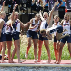 US women, including Boothbay Harbor resident, win rowing heat, advance to final