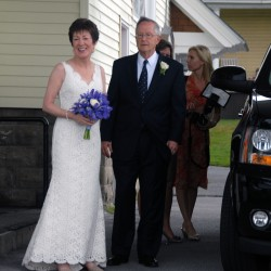 Sen. Susan Collins tried to keep next week's wedding under the radar. Didn't work.