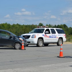 Two taken to hospital after Pittsfield crash