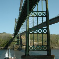 Penobscot Narrows Bridge observatory open for season