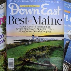 Down East magazine chief: Publisher's ouster, end of paid blogs are not connected
