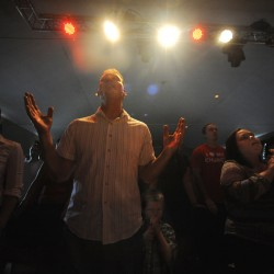 Ellsworth Pentecostal church prepares to praise Jesus in new space after 2008 fire
