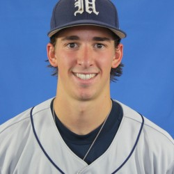 UMaine's Fransoso overcomes injuries, turns passion for baseball into stellar career