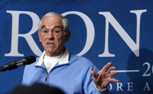 Republican presidential candidate Rep. Ron Paul, R-Texas, campaigns at the University of Southern Maine in Gorham in January 2012. On Thursday, Aug. 23, Republican National Committee voted to support a compromise that would seat 10 Maine delegates pledged to presidential candidate Ron Paul and 10 alternate delegates, according to Maine Republican Party Chairman Charlie Webster.