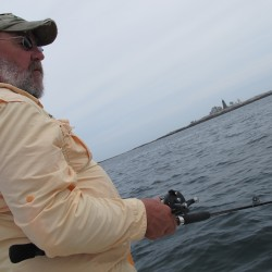 Health scare inspires Maine man to captain fun family fishing voyages