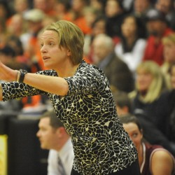 Bangor High girls basketball coach qualifies for world duathlon meet