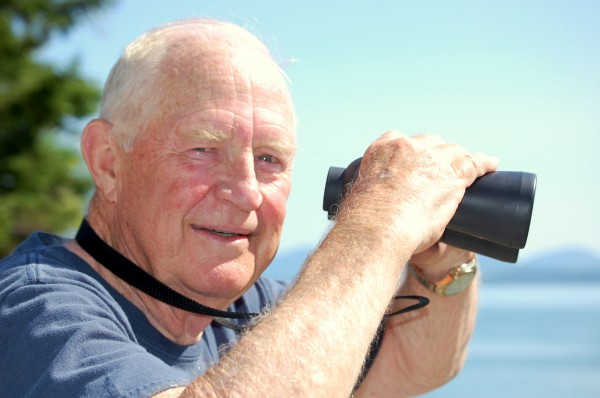 As an avid sailor who lives in a home with stunning views of Frenchman Bay and Mount Desert Island, Tyler Thompson is delighted that cataract surgery restored his failing vision.