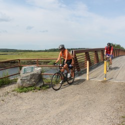 Dream of coastal bike and pedestrian path inching toward reality