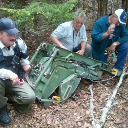 Ranger finds ejection seat to B-52 that crashed in 1963