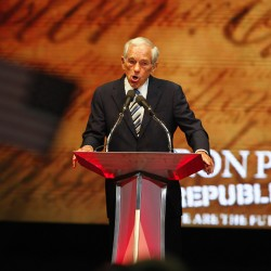 Ron Paul's game plan