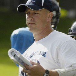 Wes Drinkwater ready for Oceanside football challenge as new varsity head coach