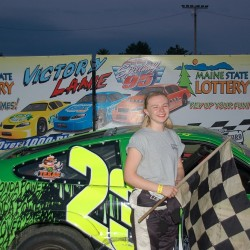 Hermon's Andrew Crosby having success in three classes at Speedway 95