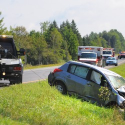 Charges pending against Bucksport driver in Bradley accident