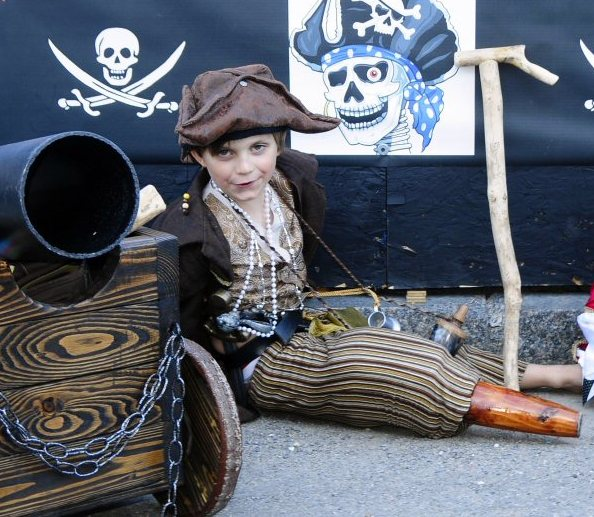 Pirates of all ages will swarm the seaside downtown streets during the 7th annual Eastport Pirate Festival, a three-day Washington County extravaganza that kicks off Friday, Sept. 7.