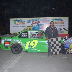 Andy Santerre eager for return to Speedway 95 for Dorr race