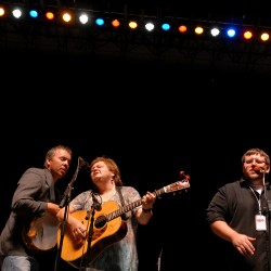 Sights, sounds abound at American Folk Festival kickoff