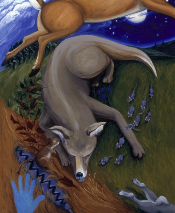 &quotWhat Animals Dream,&quot by Janice Kasper.