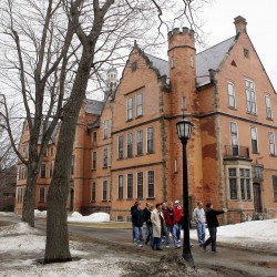 University of Maine makes Princeton Review's list of top 20 party schools