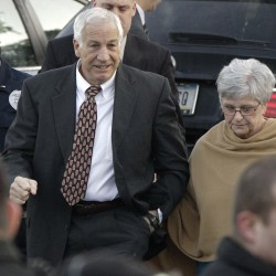 Sandusky shower abuse victim to sue Penn State