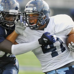 UMaine's Waxman finds consistency on field, in classroom