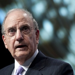 George Mitchell: US approaching golden age despite 'very negative emotion' about politics