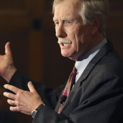 Defense of Angus King filled with hypocrisy, distortions