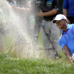 Tiger pulls out of Bridgestone Invitational due to injury