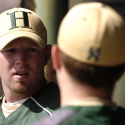 Jason Harvey draws from playing experience, past coaches to put Husson's baseball program on top