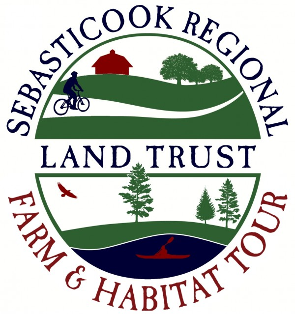 Anders Olson of Unity designed the winning logo for the 2012 Farm & Habitat Tour presented by Sebasticook Regional Land Trust on Saturday, Sept. 15 in China.
