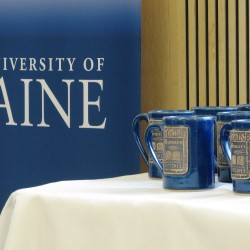 "More than 500 University of Maine Honors College alumni, students and friends will raise their steins at 10 p.m. EDT Thursday across the country — and perhaps the world — to celebrate the life of the college's dean, Charles Slavin, who enriched the lives of many and died unexpectedly at his home Monday. The history of the stein runs deep at the University of Maine, where the ""Stein Song"" has been played with pride since 1904."