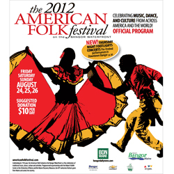 First round of artists announced for American Folk Festival on the Bangor Waterfront