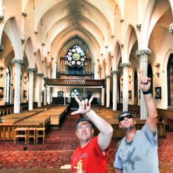Basilica in Lewiston may go dark as light fund runs out