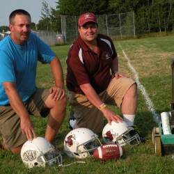 Central Maine Youth Football Clinic-Camp